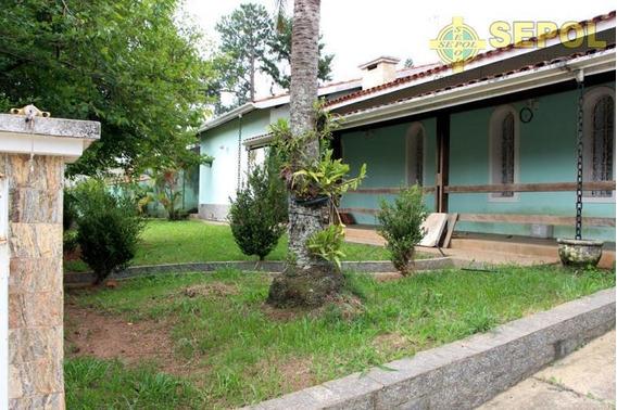 Casa Residencial À Venda, Atibaia. - Ca0102