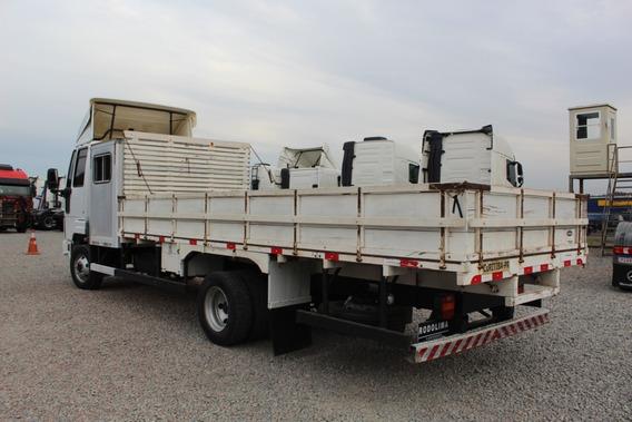 Ford Cargo 816 Carroceria Com Cabine Suplementar