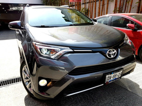 Toyota Rav4 Limited 4wd 2016