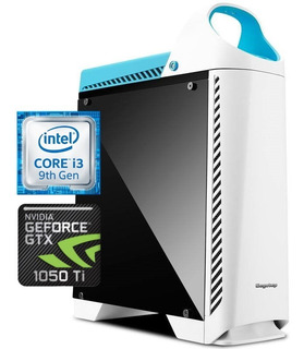 Mini Torre Gamer Intel I3 9100f 8gb Ddr4 Gtx 1050 Ti Ssd 240