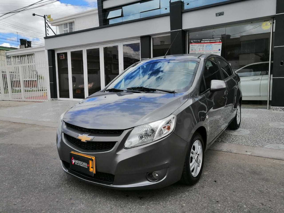 Chevrolet Sail Ltz 1.4 Mt Full Equipo