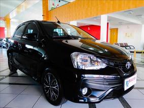 Toyota Etios 1.5 Platinum 16v Flex Automático