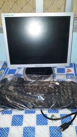 Computador Vai C Tevlado E Manetes Para Jogos Tela 14