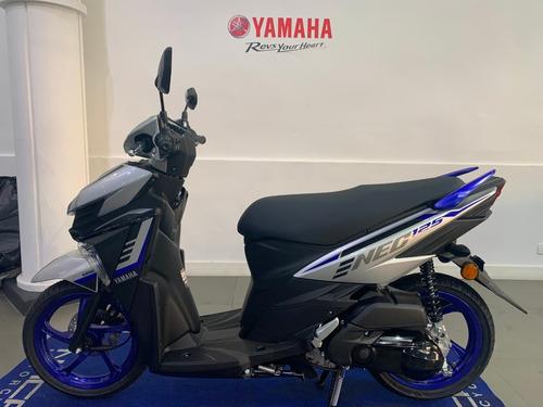 Imagem 1 de 4 de Yamaha Neo 125 Ubs Prata 2022