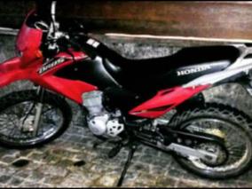 Honda Bross 150 Nxr / 2011