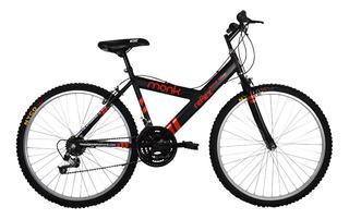 Bicicleta Monk Starbike Reflex Rodada 26 18 Velocidades