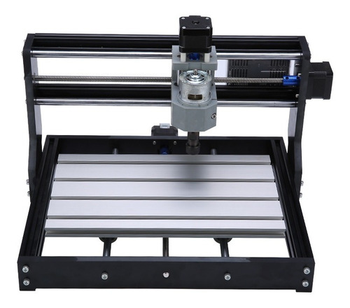 Imagen 1 de 10 de Cnc3-3018 Pro Grabador Láser Acero,aluminio Ymadera Grbl 10w