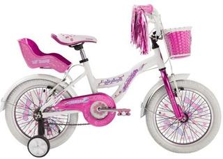 Bicicleta Raleigh Rod 16 Lilhon Envios Gratis+6 Cuotas Sin