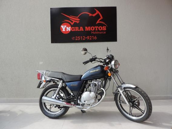 Suzuki Intruder 125 2007 Novinha