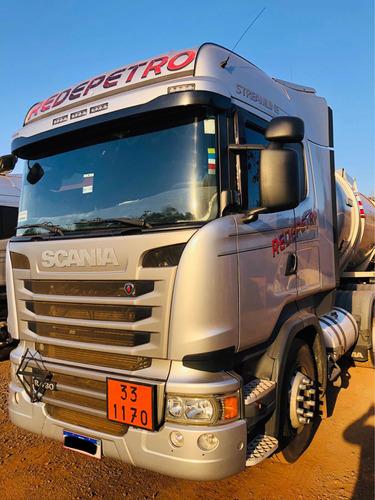 Imagem 1 de 9 de Scania R-480 6x4 Highline
