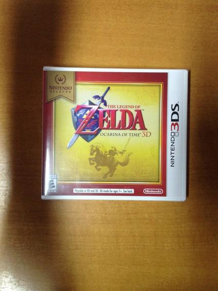 The Legend Of Zelda N3ds