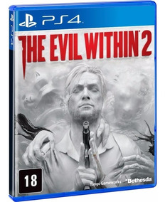 The Evil Within 2 - Jogo P/ Ps4 Original - Midia Fisica