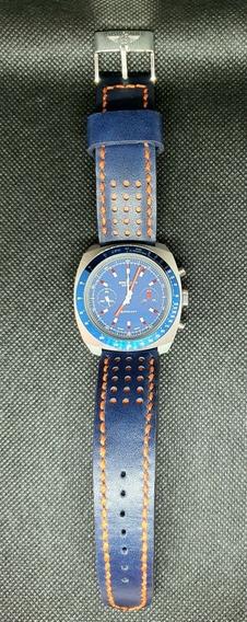 Relogio Breitling Sprint Vintage 1974 - Impecável
