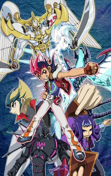 Yu-gi-oh! Zexal Power Of Chaos Pc Digital