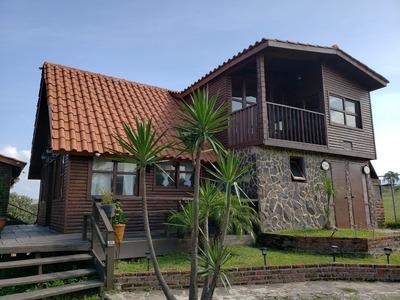 Cabañas Hermosas Casa De Campo Con Vista Panoramica