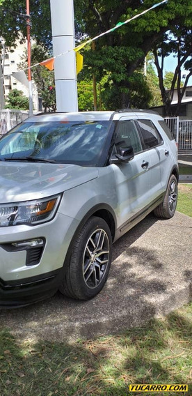 Ford Explorer 2019 Cero Km
