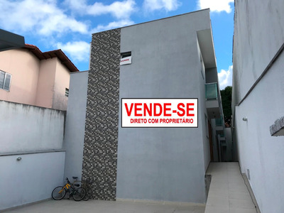 Sobrado Novo Vila Matilde - 2 Suítes