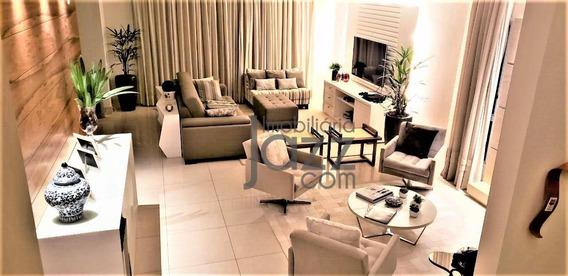 Linda Casa No Condomínio Galleria Boulevard Na Região Do Shopping Galleria. - Ca7493