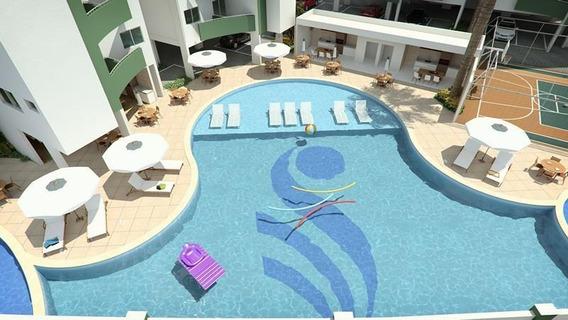Apartamento 2 Quartos Para Venda Em Palmas, Plano Diretor Sul, 2 Dormitórios, 1 Suíte - 1110