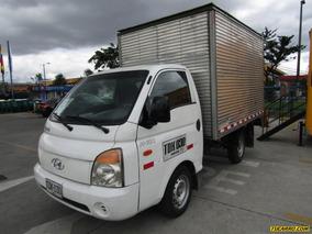 Furgones Hyundai Porter H100