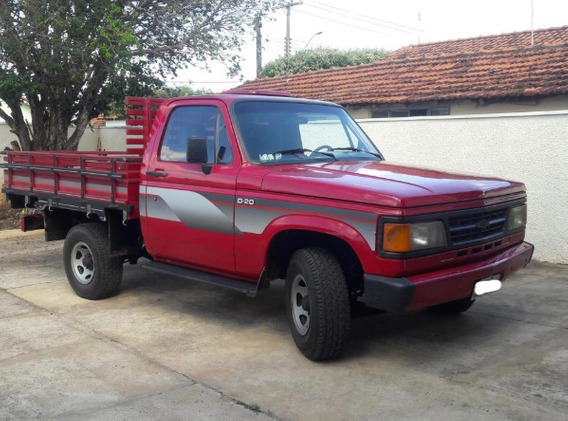 Chevrolet d204.0 Cs 8v Diesel 2p Manual 1992 {cod0022}