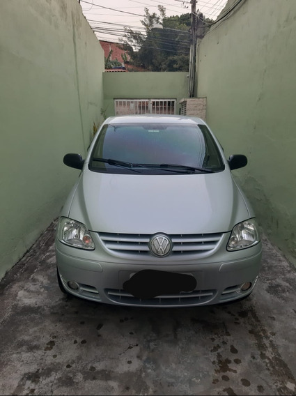 Volkswagen Fox 1.6 Plus Total Flex 5p 2007