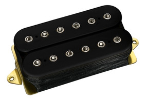 Captador Dimarzio Super Distortion F-spaced (black) Dp100fbk