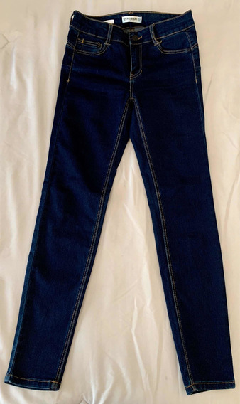 Skinny Jeans Push Up. Pull&bear Talla 26