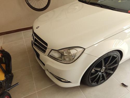 Imagem 1 de 3 de Mercedes-benz Classe C 2012 1.8 Cgi Sport 4p