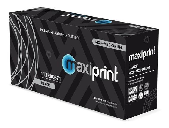 Drum (tambor) Compatible Xerox M20 113r00671 M20 M20i