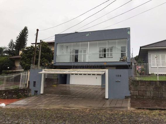 Casa Residencial À Venda, Scharlau, São Leopoldo. - Ca1817