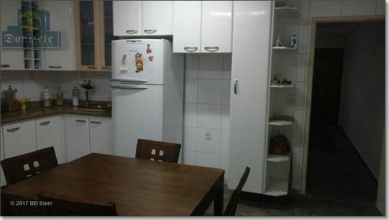 Sobrado Com 3 Dormitórios À Venda, 192 M² Por R$ 599.000,00 - Jardim - Santo André/sp - So0931