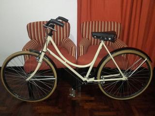 Bicicleta Antigua Savoia Milano Años 1940
