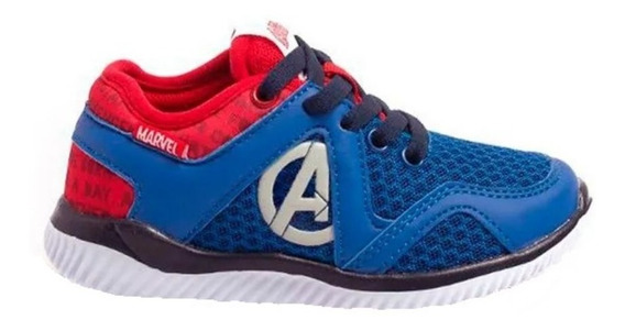 Zapatillas Spiderman Hombre Araña Marvel Avenger Funny Store