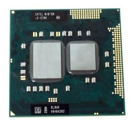 Processador Notebook Intel Core I3-370m - Nota Fiscal