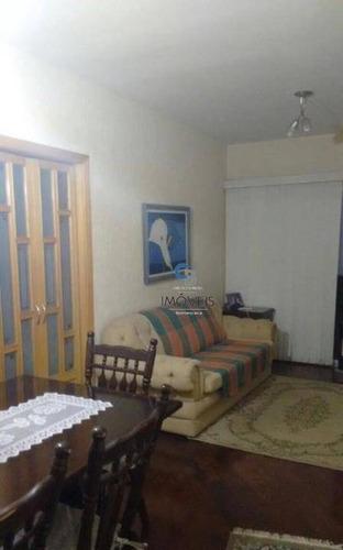 Imagem 1 de 6 de Apartamento Residencial À Venda, Água Rasa, São Paulo. - Ap4166