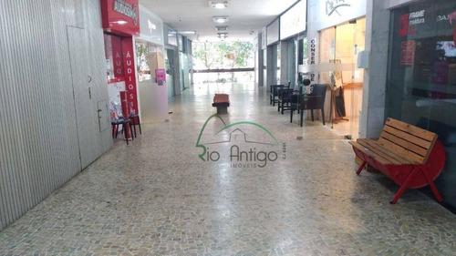 Imagem 1 de 8 de Sobreloja - Rua José Linhares - Venda Ou Aluguel - Leblon - Lo0194