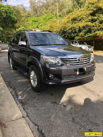 Toyota Fortuner Blindada 4x4
