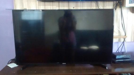 Tv Sansung Smart 40 (tela Quebrada)