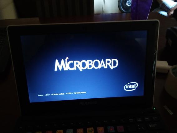 Netbook Microboard Ns423 - Teclado Com Problema
