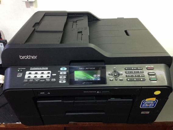 Impressora A3 Brother Mfc-j6710dw
