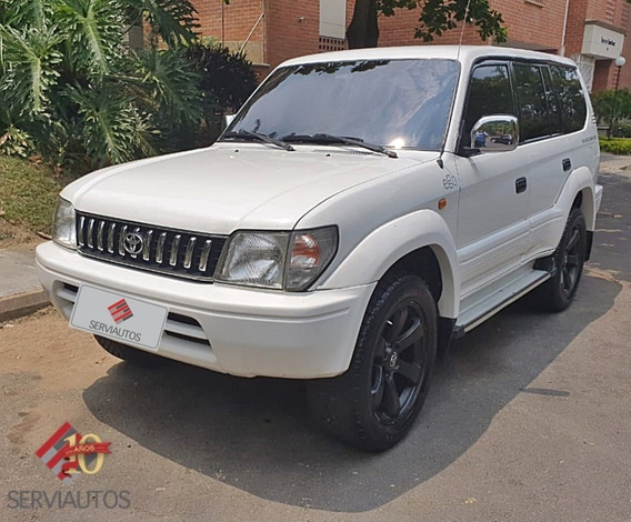Toyota Prado Vx 4x4 At 3.4 2005 Ekq986