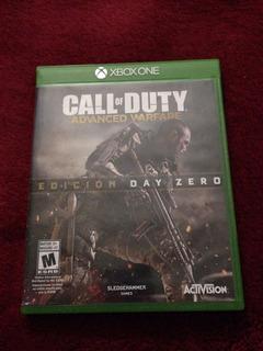 Call Of Duty Advanced Warfare Cod Xbox One