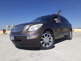 Buick Enclave 2010 Cxl Awd Automatica Piel 3 Filas Quemacoco