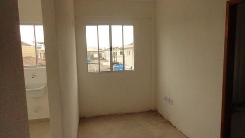 Apartamento À Venda, 38 M² Por R$ 185.000,00 - Cidade Naútica - São Vicente/sp - Ap4579
