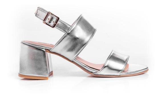 Sandalias Zapatos Mujer Plataformas Taco Bajo Fiesta Cómodas