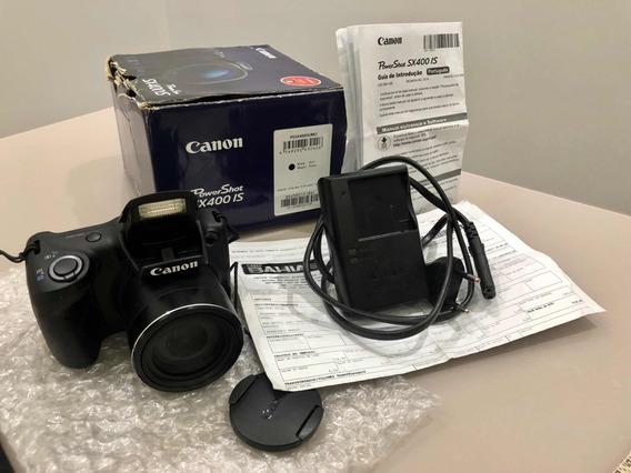 Camera Canon Sx 400is