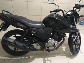 Yamaha Fazer 150 Preta