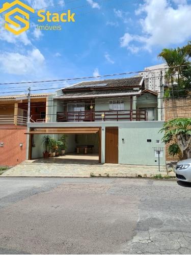 Imagem 1 de 30 de Casa Sobrado - Torres De São José - Jundiaí/sp - Ca01744