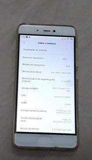 Celular Xiaomi Mi 5s 64gb